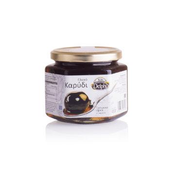 Грецкий орех в сиропе DELPHI 453г