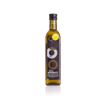 Оливковое масло Extra Virgin ANOSKELI BIO 0,5л