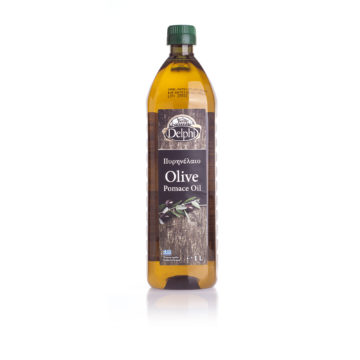 Оливковое масло Pomace DELPHI 1л