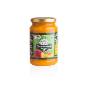 Персиковый десерт DELPHI 360г