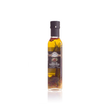 Оливковое масло Extra Virgin с травами DELPHI 0,25л