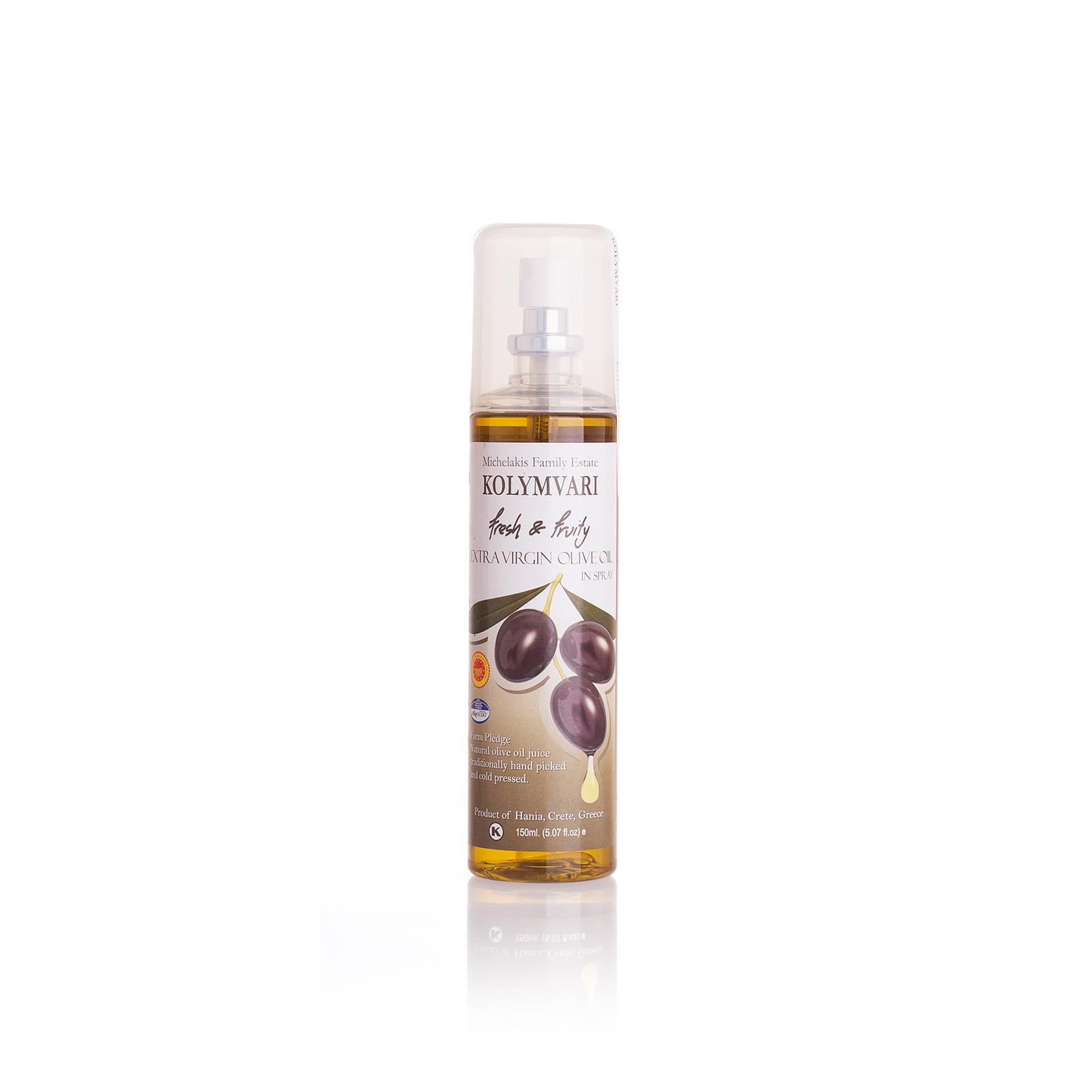 Оливковое масло Extra Virgin KOLYMVARI P.D.O. 0,15л