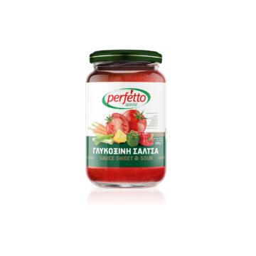 Соус томатный, кисло-сладкий, PERFETTO SPECIAL 350г