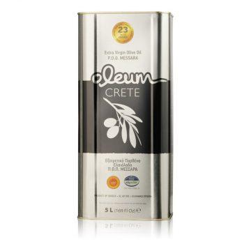 81.0079 Масло оливковое нераф E.V. OIEUM CRETE 5л.