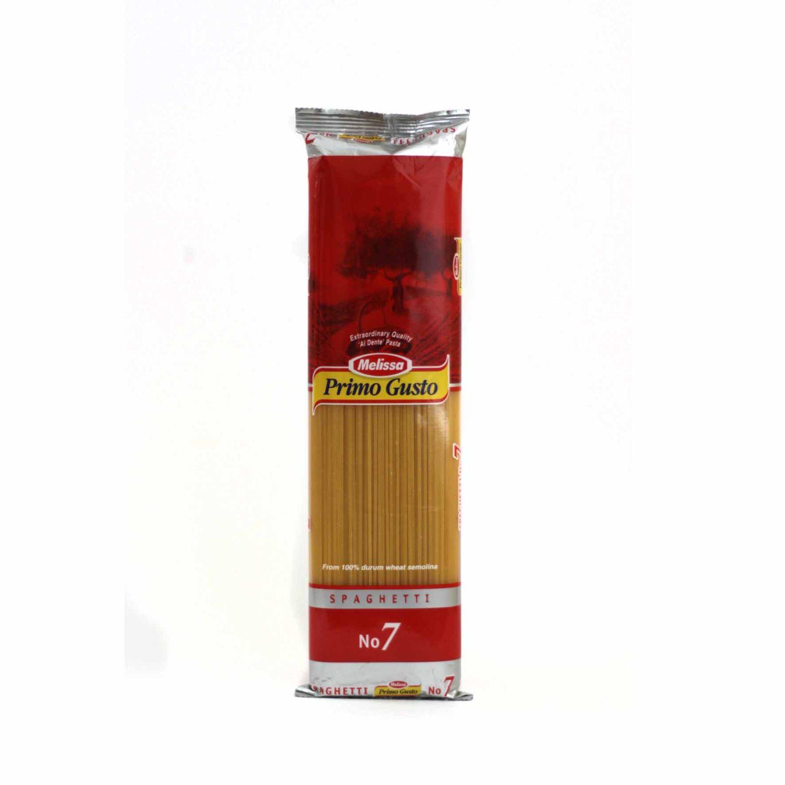 """Спагетти №7 """"Melissa-Primo Gusto"""" 500г"""