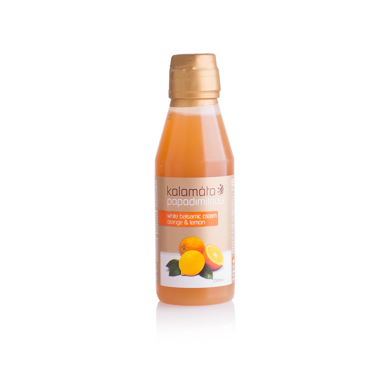 Бальзамический соус с апельсином и лимоном PAPADIMITRIOU 250г