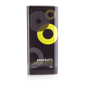 Оливковое масло Extra Virgin ANOSKELI P.D.O. 5л