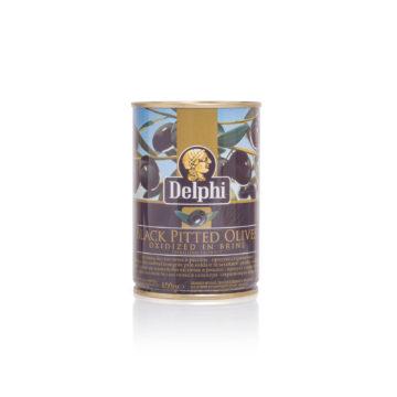 Маслины без косточки в рассоле DELPHI 400г