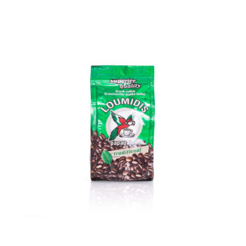 Кофе натуральный молотый LOUMIDIS PAPAGALOS 96г