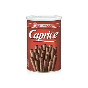 Вафли венские с фундуком и шоколадным кремом Caprice 250 г