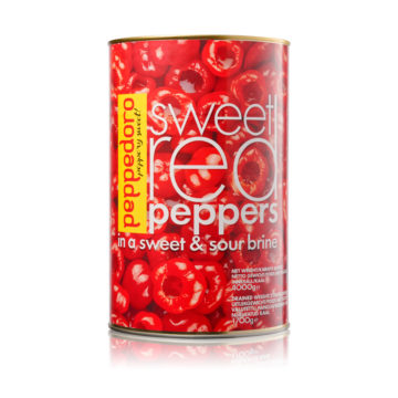 42.0042 Перец красный пеппедоро 4 кг
