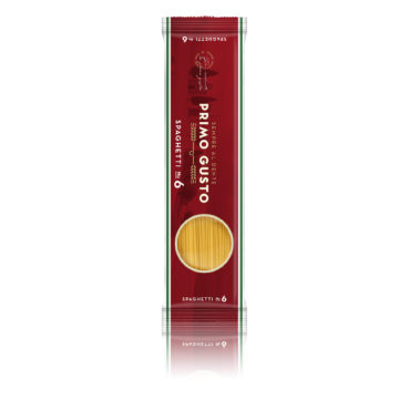 14.0047 Паста Спагетти №6 PRIMO GUSTO 500г