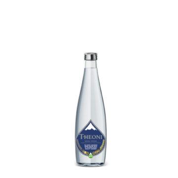 23.0005 Вода минер. питьевая природная столовая газированная THEONI 330 мл