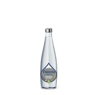 23.0006 Вода минер. питьевая природная столовая негазированная THEONI 330 мл
