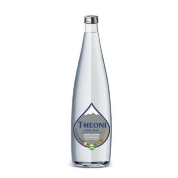 23.0008 Вода минер. питьевая природная столовая негазированная THEONI 1000 мл.