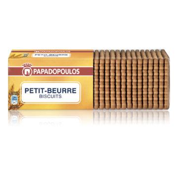 15.0017,1 Печенье Petit Beurre, PAPADOPOULOS 225 г